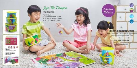 Brosur Katalog Promo Tupperware April 2015 08W