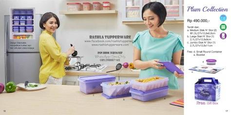 Brosur Katalog Promo Tupperware April 2015 09W