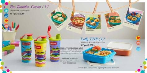 Brosur Katalog Promo Tupperware April 2015 10W