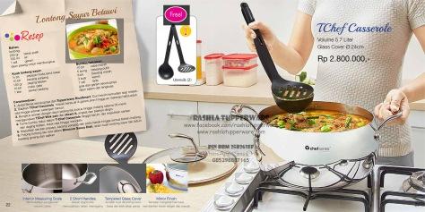 Brosur Katalog Promo Tupperware April 2015 12W