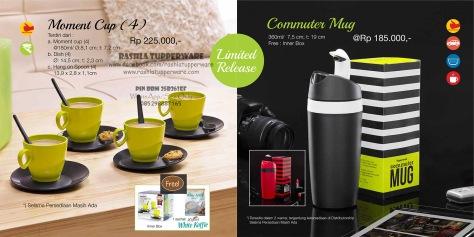 Brosur Katalog Promo Tupperware April 2015 18W