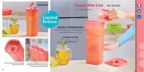 Brosur Katalog Promo Tupperware Mei 2015 Terbaru 06W