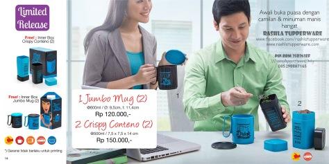 Katalog Promo Tupperware Bulan Juni 2015 07W