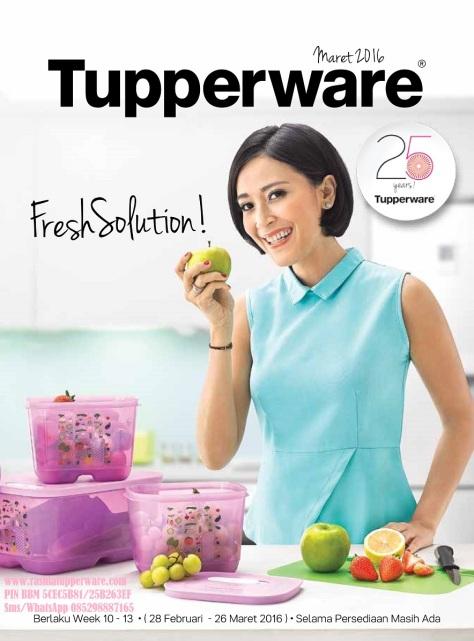w Brosur 2016 03 Maret Katalog Promo Tupperware.page01