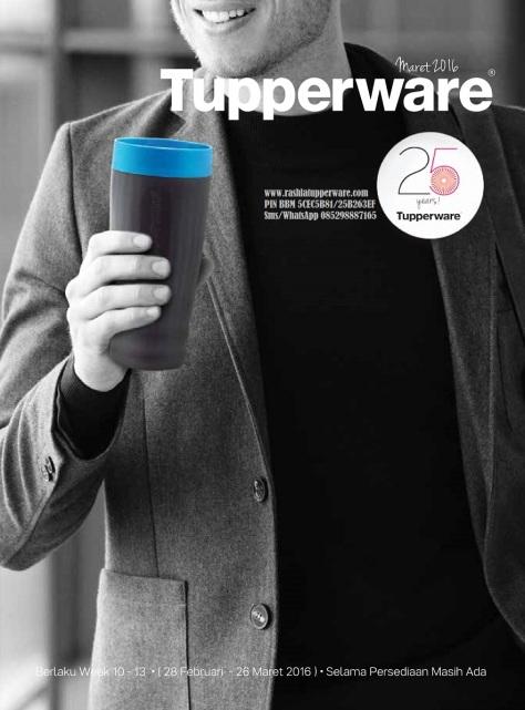 w Brosur 2016 03 Maret Katalog Promo Tupperware.page40