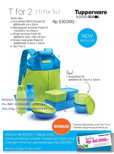 wBrosur 2016 04 April Katalog Promo Tupperware.page05