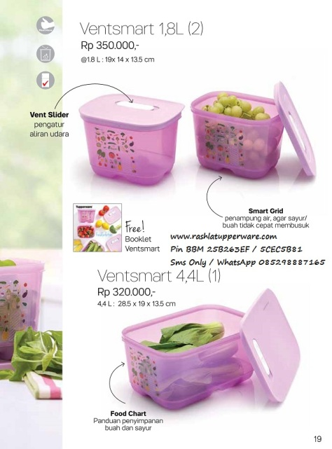 wBrosur 2016 04 April Katalog Promo Tupperware.page19
