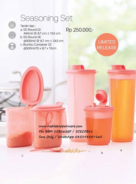 wBrosur 2016 04 April Katalog Promo Tupperware.page20