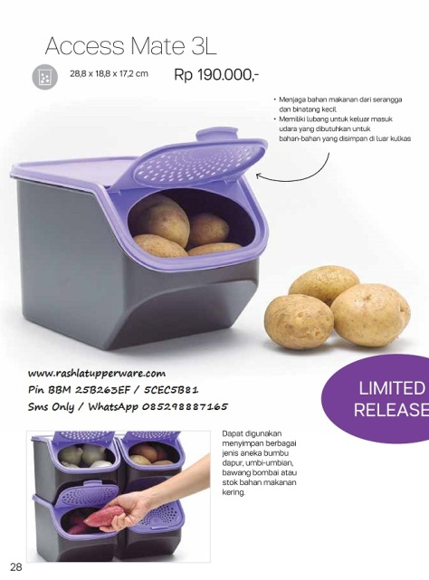 wBrosur 2016 04 April Katalog Promo Tupperware.page28
