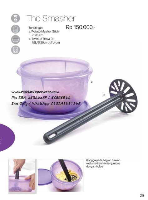 wBrosur 2016 04 April Katalog Promo Tupperware.page29