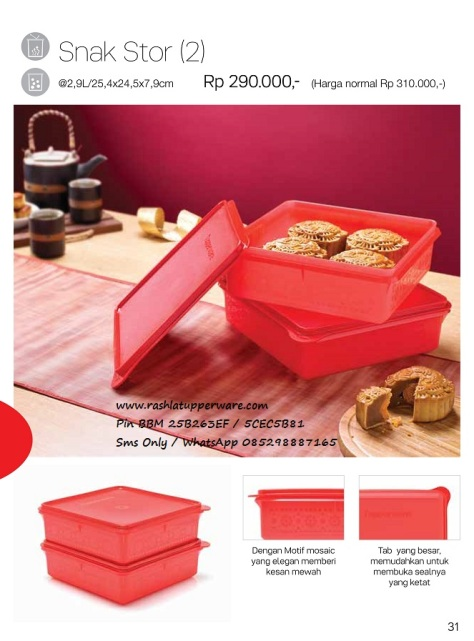 wBrosur 2016 04 April Katalog Promo Tupperware.page31