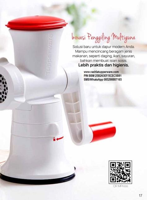 wBrosur 2016 08 Agustus Katalog Promo Tupperware.page17