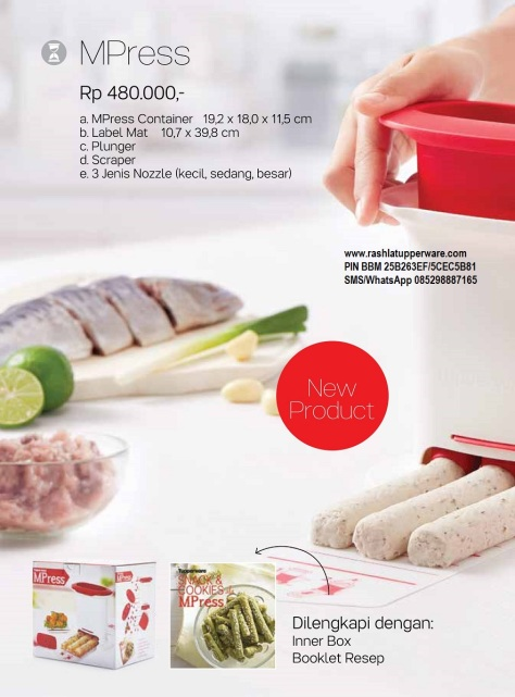 wBrosur 2016 08 Agustus Katalog Promo Tupperware.page20