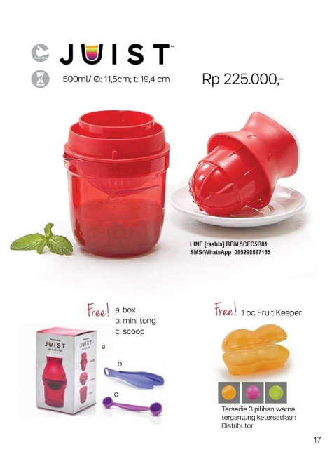 w201609 Katalog Promo Tupperware September 2016.page17