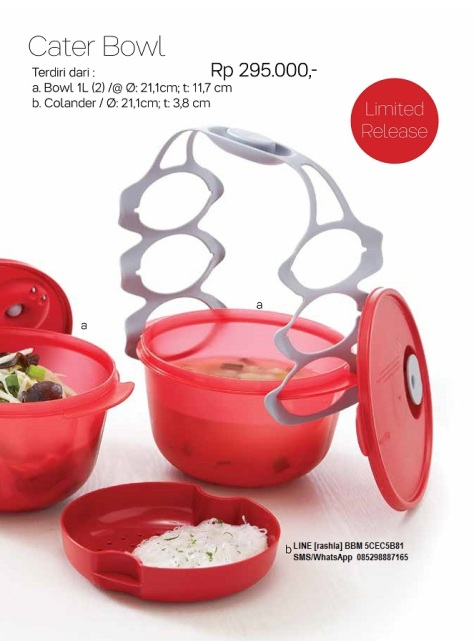 w201609 Katalog Promo Tupperware September 2016.page21