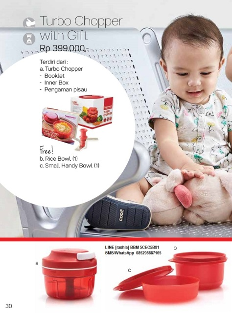 w201609 Katalog Promo Tupperware September 2016.page30