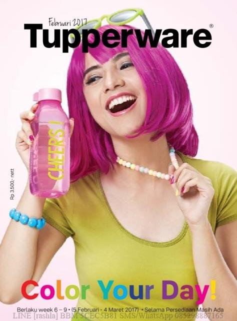 Katalog Tupperware Promo Februari 2017