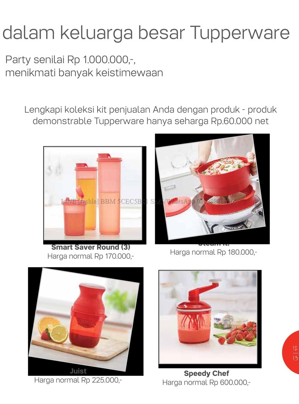 katalog activity tupperware mei 2017 rashla katalog tupperware promo indonesia. Black Bedroom Furniture Sets. Home Design Ideas