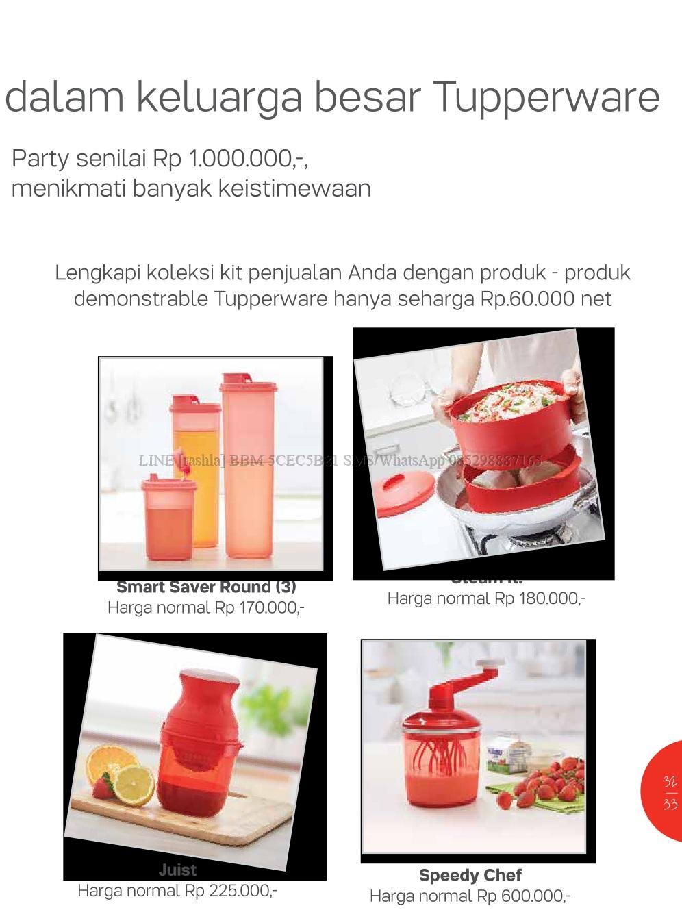 katalog activity tupperware juli 2017 rashla katalog tupperware promo indonesia. Black Bedroom Furniture Sets. Home Design Ideas